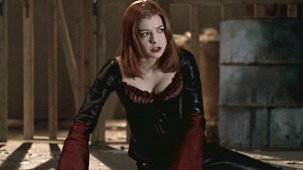 Willow Rosenberg, Buffy cazavampiros