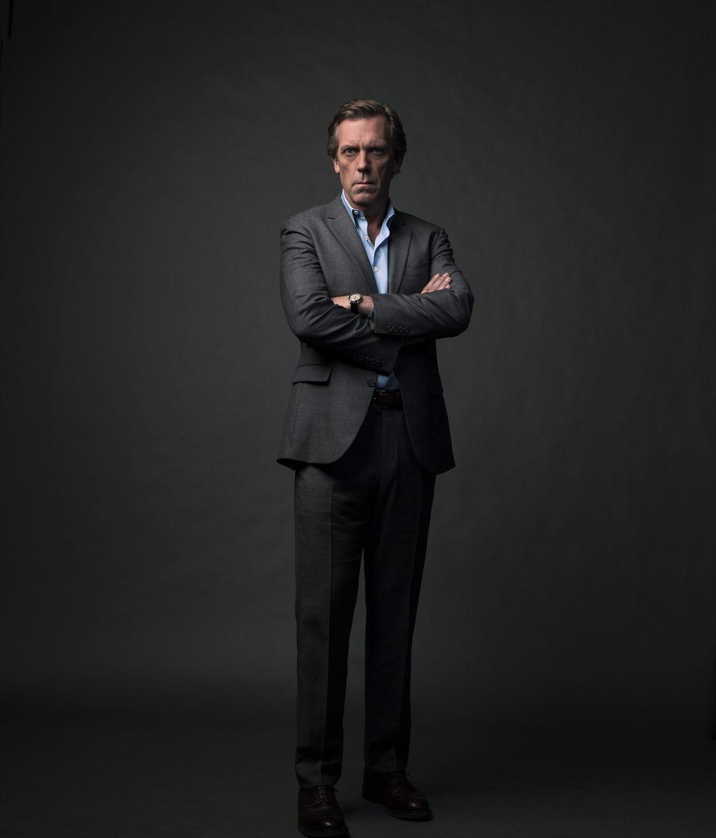 Hugh Laurie es Eldon Chance en 'Chance'
