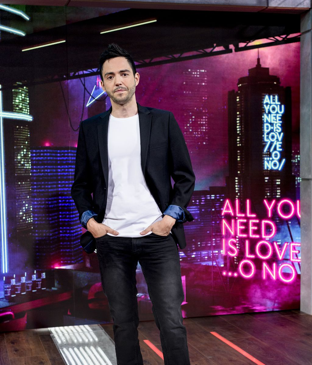 David Guapo colabora en 'All you need is love... o no'
