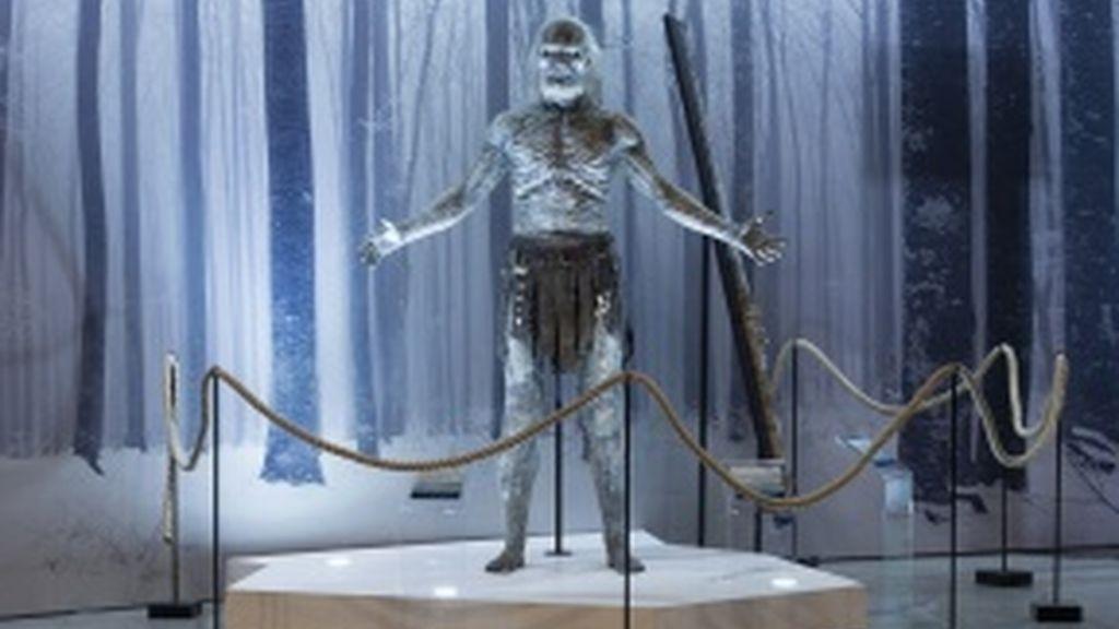 Exposición 'Juego de tronos'