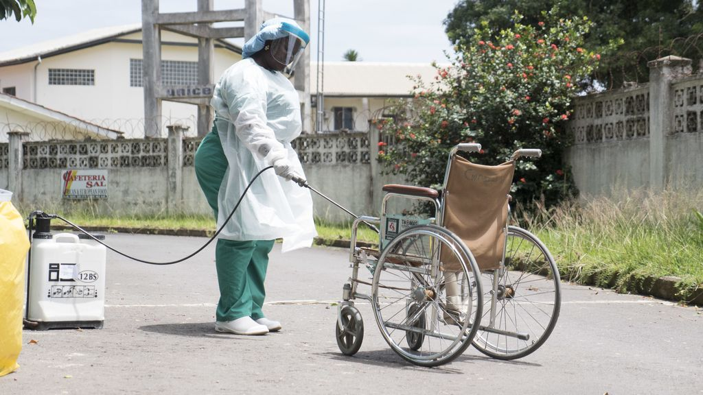Ébola, malaria, dengue, chagas... Pilar Mateo, tras los 'Microasesinos' en Historia