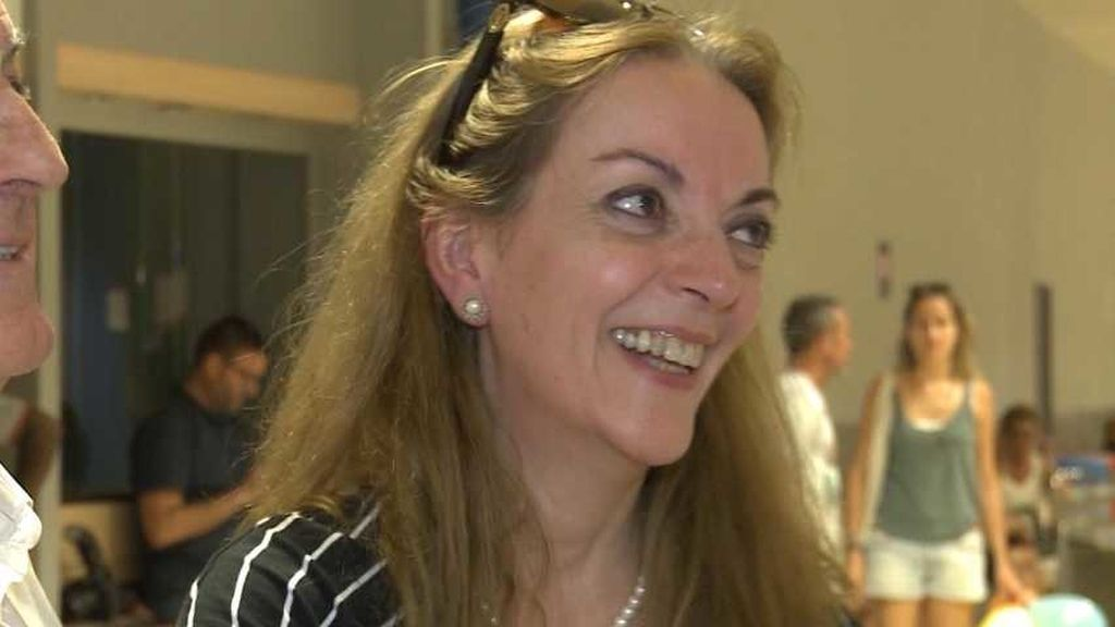 María José Carrascosa regresa a España
