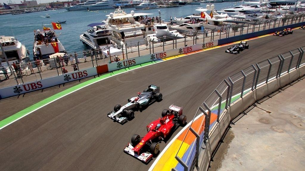 Alonso Valencia Fórmula 1
