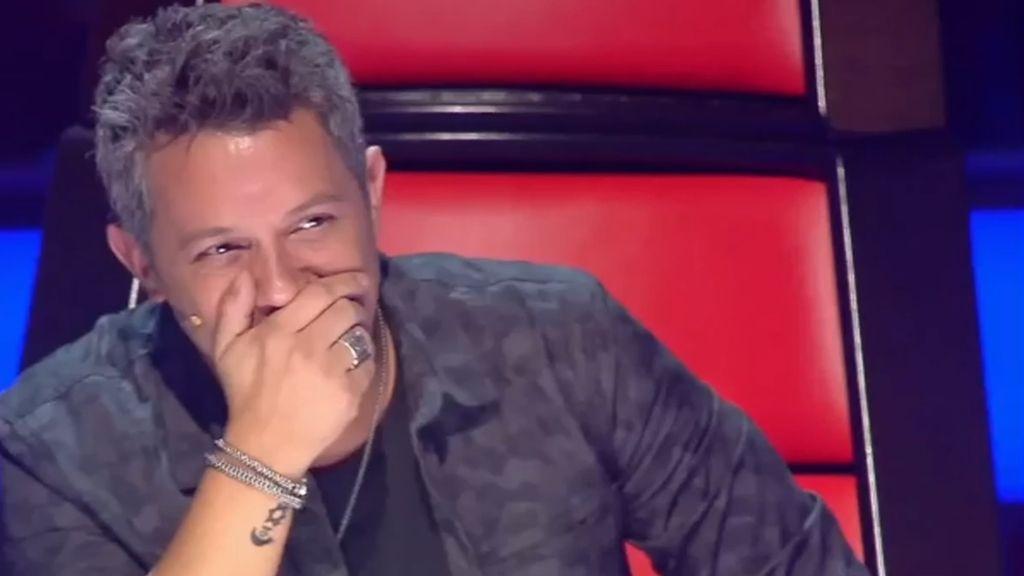 'La voz' que hace llorar a Alejandro Sanz