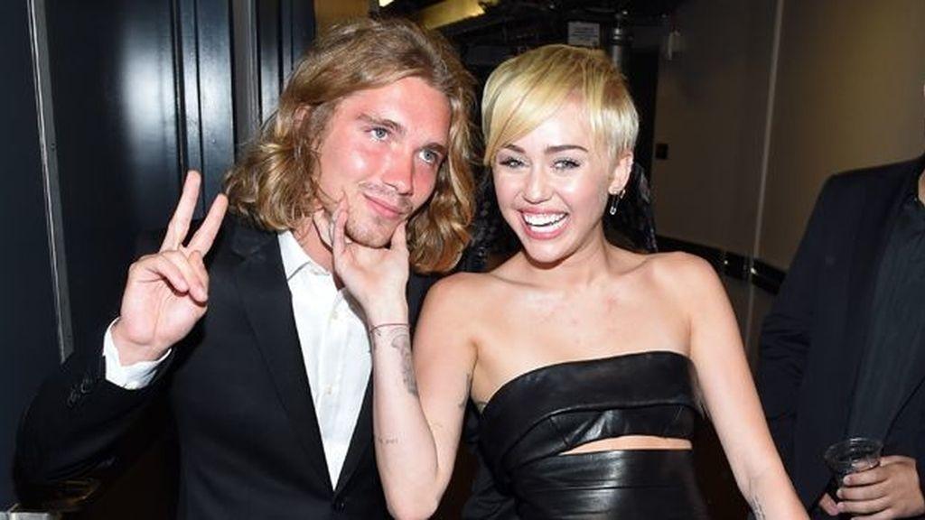 Miley Cyrus y Jesse Helt