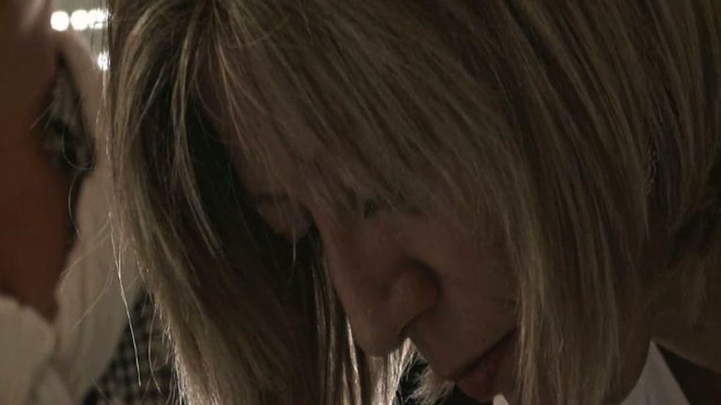 La historia de Silvia, una enfermera encargada de traducir muerte por vida