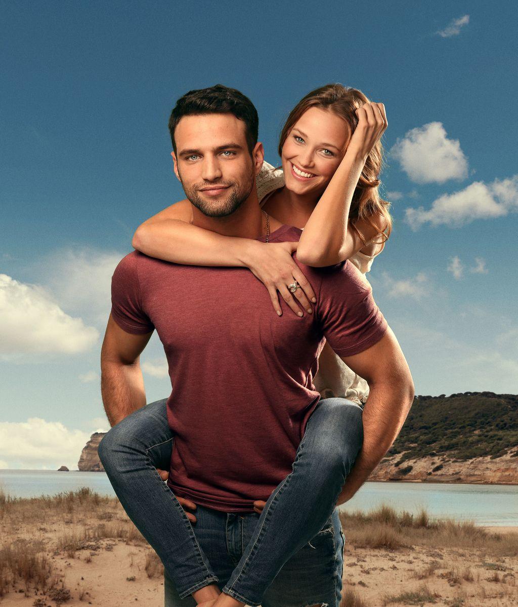 Imágenes promocionales de 'Perdóname, Señor' serie de Telecinco