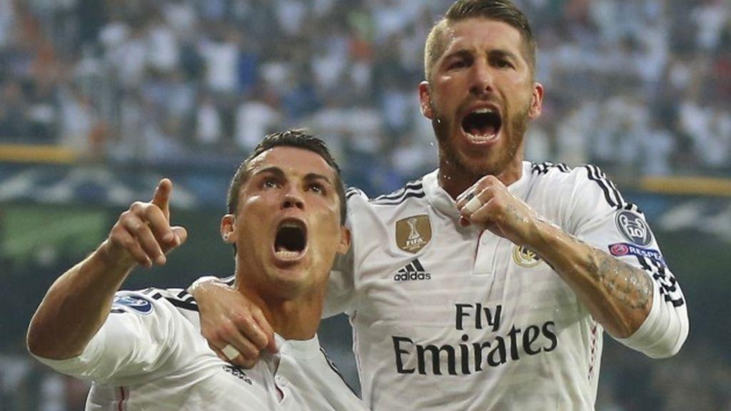 Cristiano y Ramos