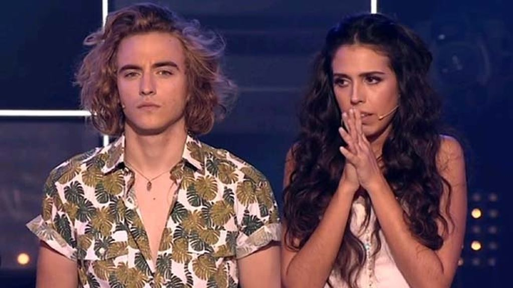 Manel Navarro y Mirela, gala Objetivo Eurovisión