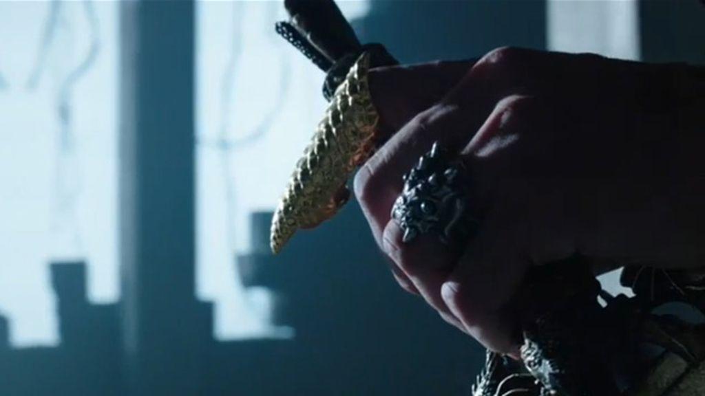El villano Ra's al Ghul llega a 'Arrow' en la tercera temporada