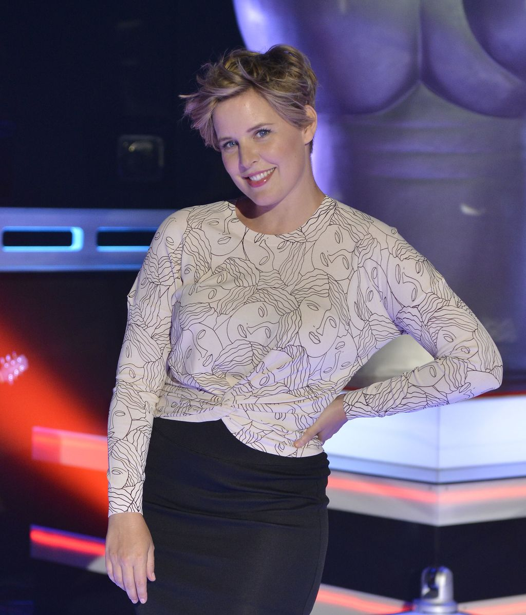 Tania Llasera La voz 4