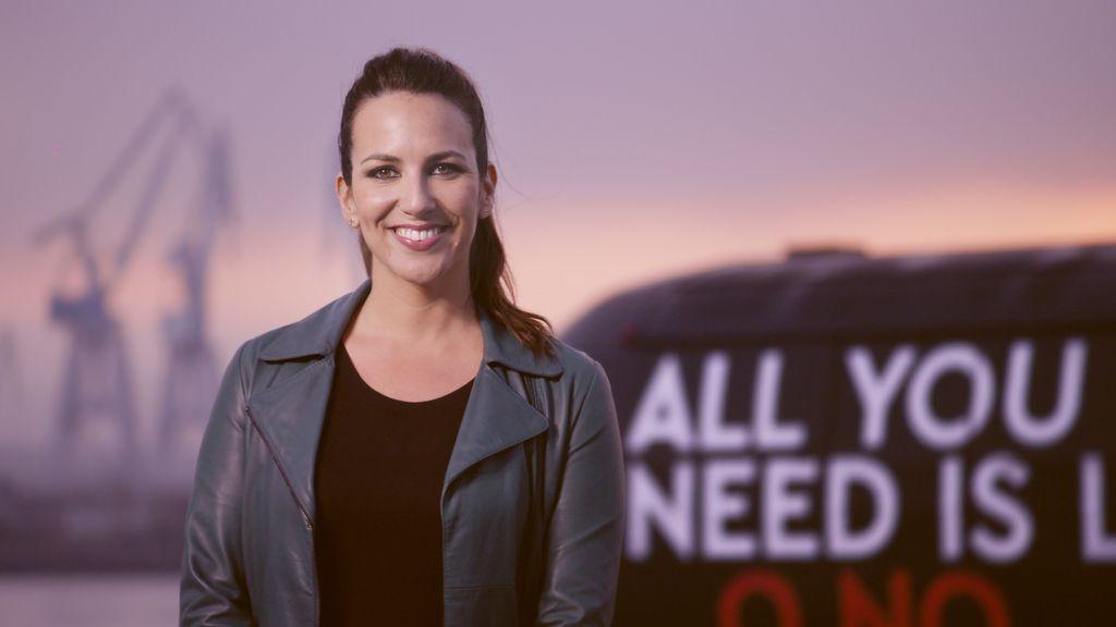 Irene Junquera presenta 'La caravana del amor' en 'All you need is love... o no'