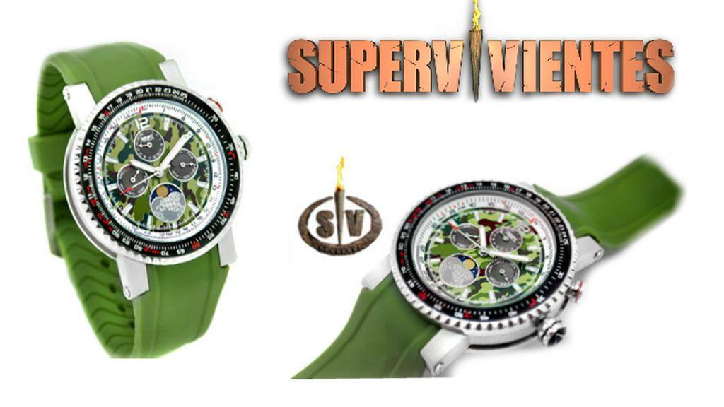 Reloj Supervivientes
