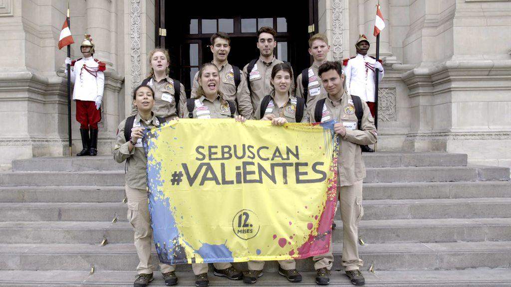 Valientes en Perú