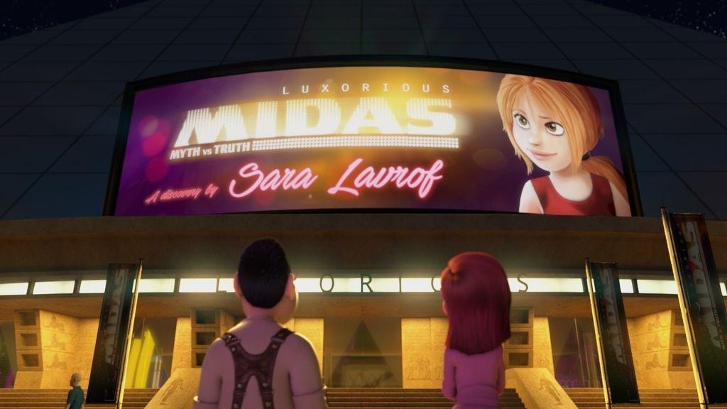 'Tadeo Jones 2. El secreto del Rey Midas', estreno mundial en el Festival Internacional de Cine de Animación Annecy