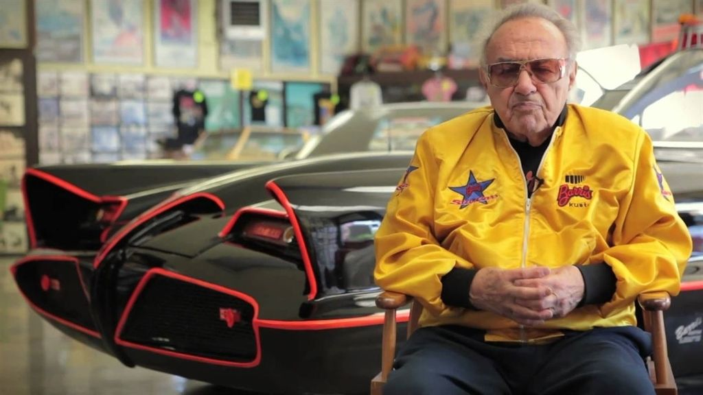 Fallece George Barris