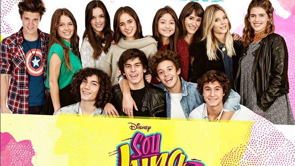Soy Luna, serie Disney Channel