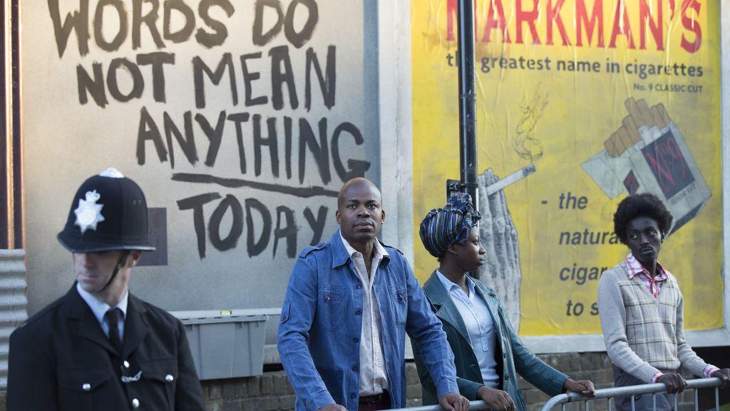 'Guerrilla', la serie de HBO que se estrena el 13 de abril