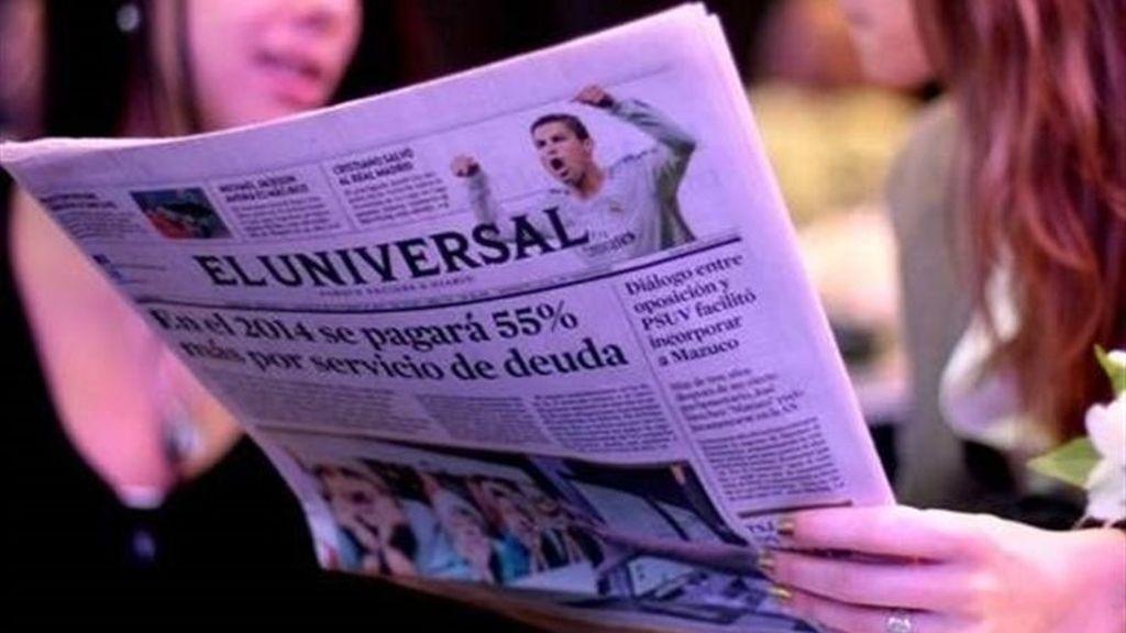 'El Universal'