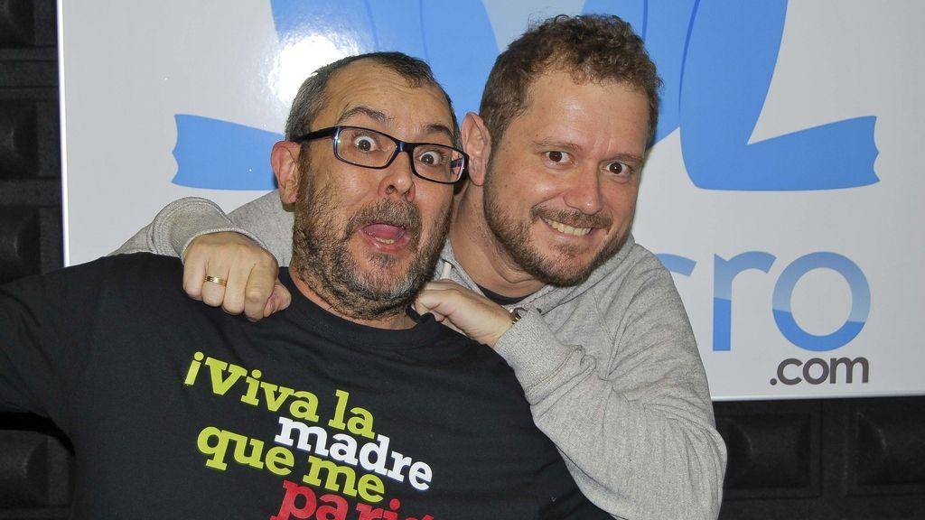 El Monaguillo y Arturo González-Campos