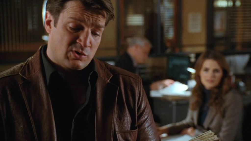 Un final de infarto para Castle y Beckett