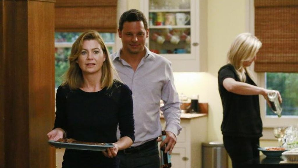 Meredith se debate entre la vida y la muerte en 'Anatomía de Grey'