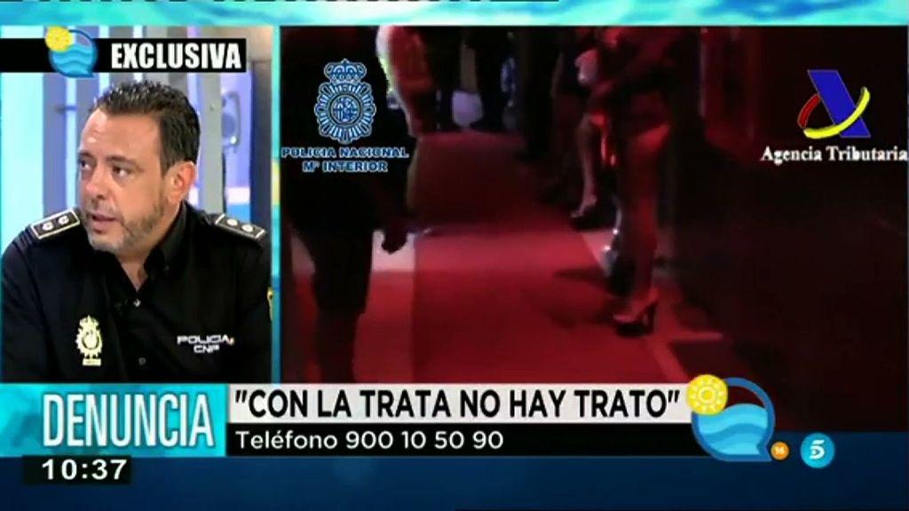 En las últimas 24 horas se ha liberado a una víctima de trata en la provincia de Córdoba