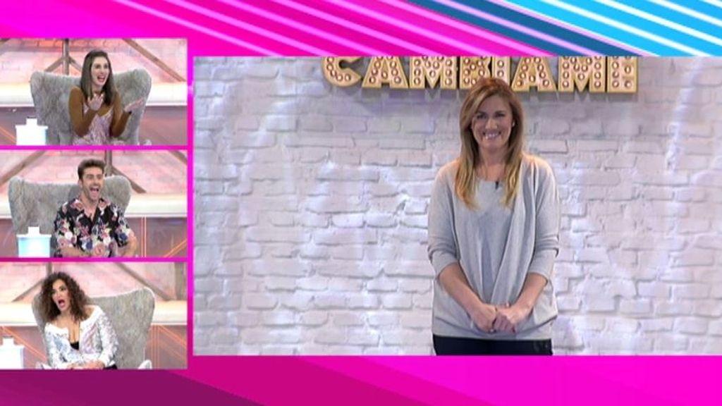 Carlota Corredera en 'Cámbiame' - 25-05-2017