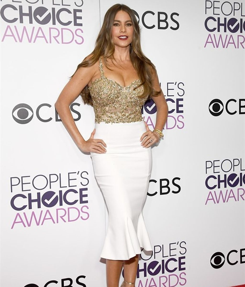 Sofía Vergara en los People Choice Awards 2017