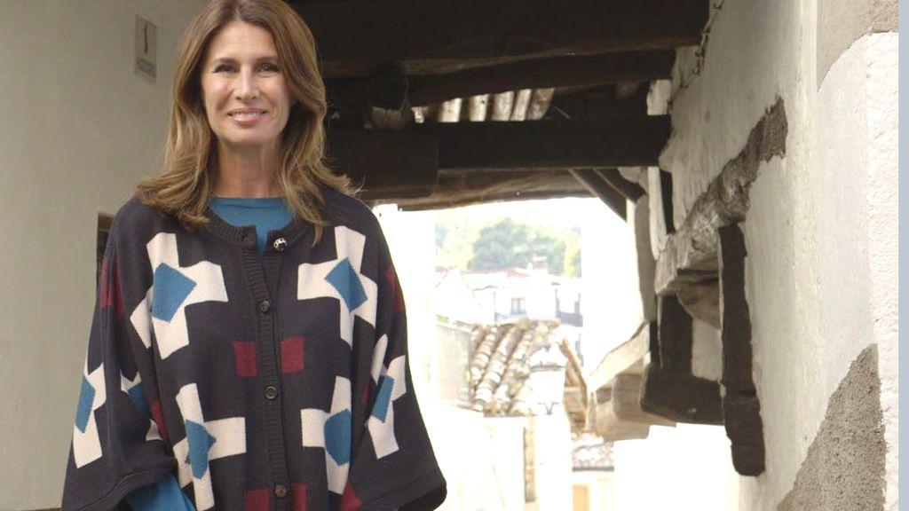 """Ana García-Siñeriz busca en Divinity el rincón """"más bello y bueno de España"""""""