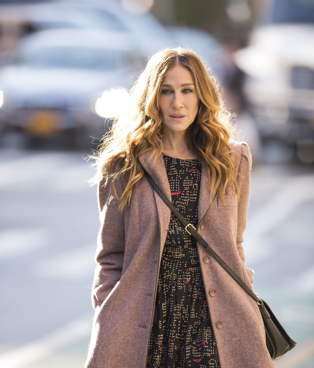 Sarah Jessica Parker. Divorce. HBO