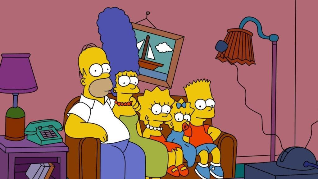 Los Simpson. Maratón Fox 600 episodios