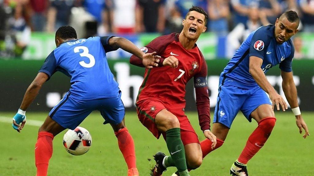Portugal-Francia Eurocopa