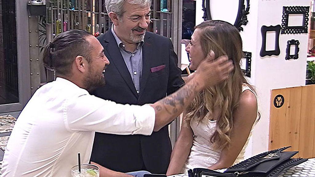 Unas 'Second dates' que emocionan a Carlos Sobera