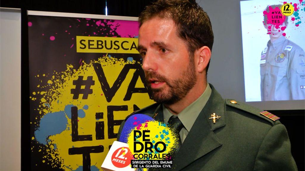 """Pedro Corrales: """"La campaña es una buena iniciativa para concienciar y prevenir"""""""