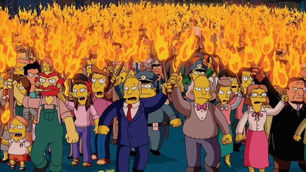 Springfield agradece a los fans bolivianos que parasen la retirada de 'Los Simpson'
