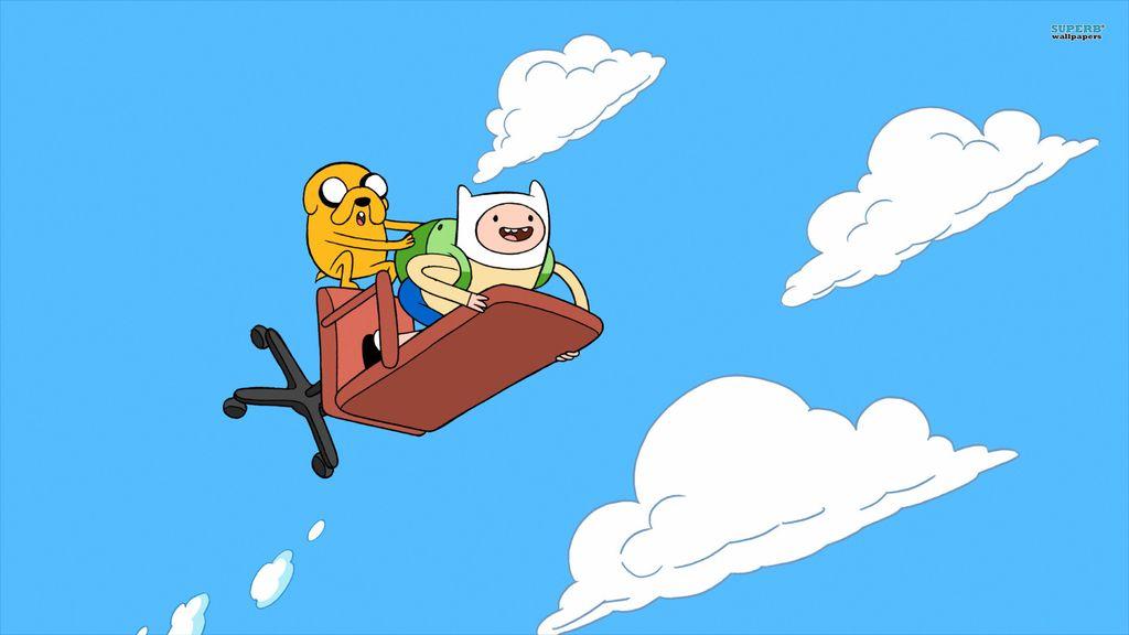 Adventure time Hora  de aventuras