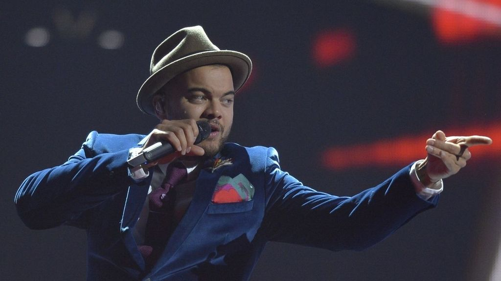 AUSTRALIA. Guy Sebastian. 'Tonight again'