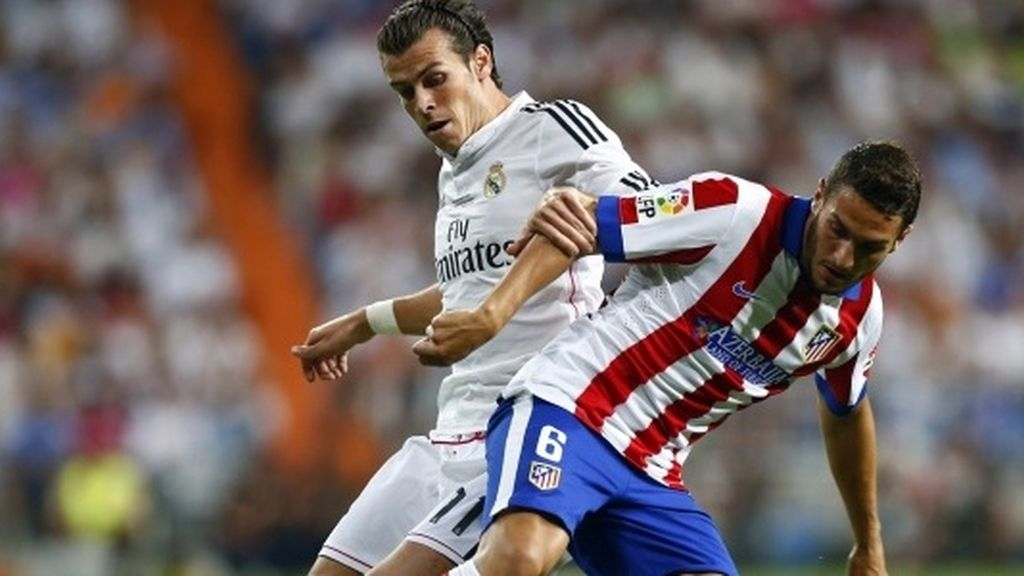 Partido Real Madrid - Atlético de Madrid