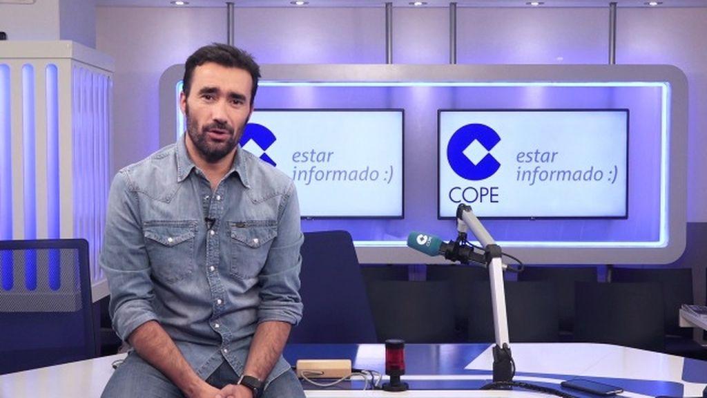 """Juanma Castaño, ante """"una oportunidad increíble"""""""