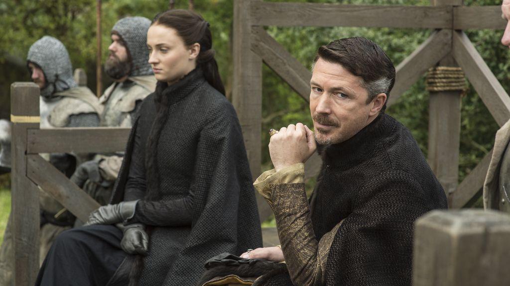 Quinta temporada 'Juego de tronos'