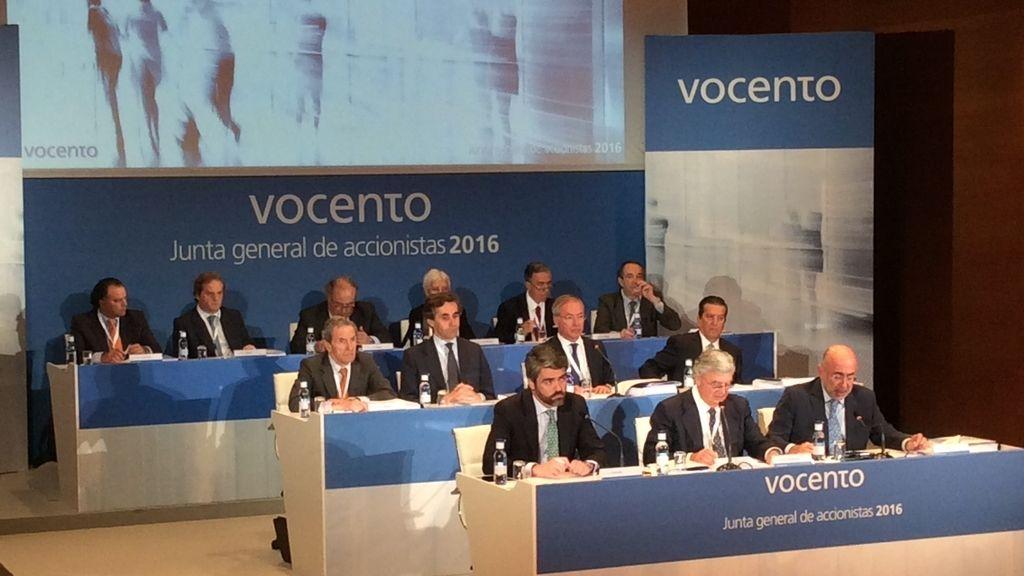 Junta de Accionistas de Vocento