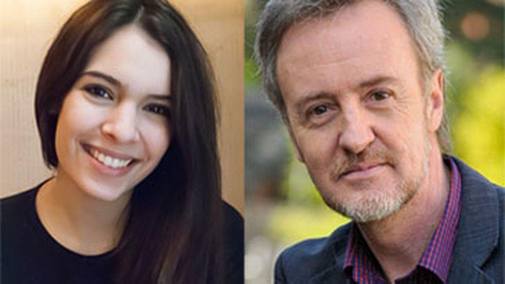 Claudia Traisac y Carlos Hipólito se unen al reparto de 'Vivir sin permiso'