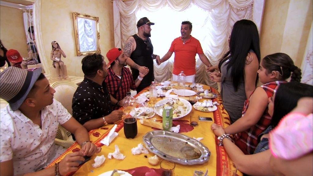 Cuatro legendarias familias gitanas quieren cumplir sus sueños