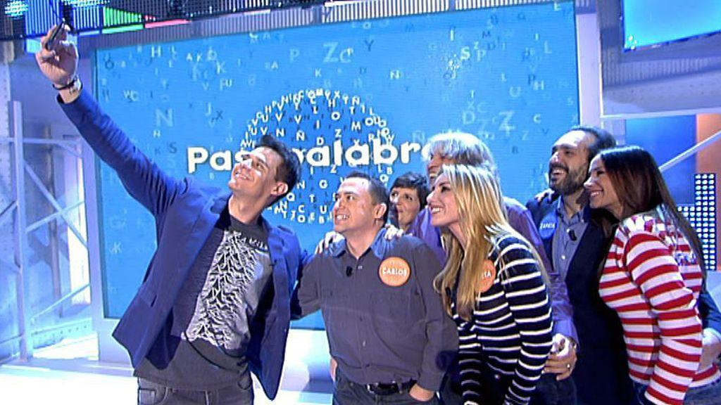 Carlos Adán se lleva el bote de 'Pasapalabra' cinco años después