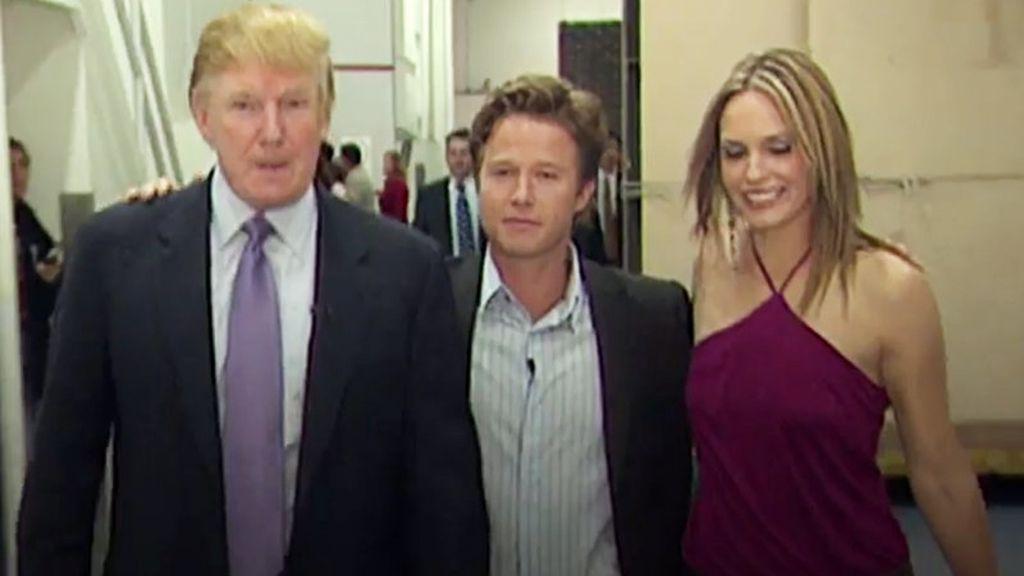 Billy Bush y Donald Trump