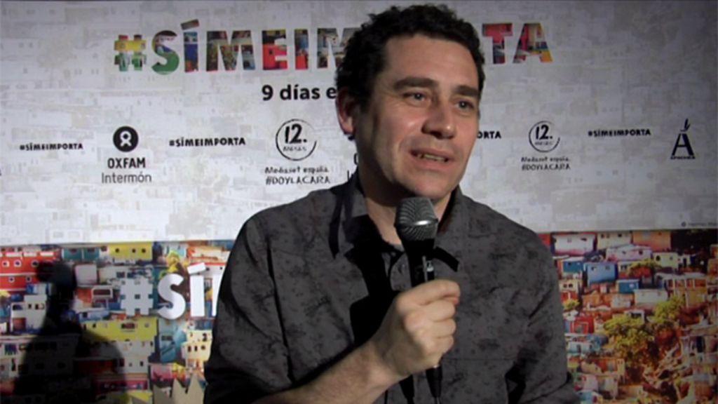 """Mario Torrecillas: """"La eduación y la cooperación no pueden ser inmediatas"""""""