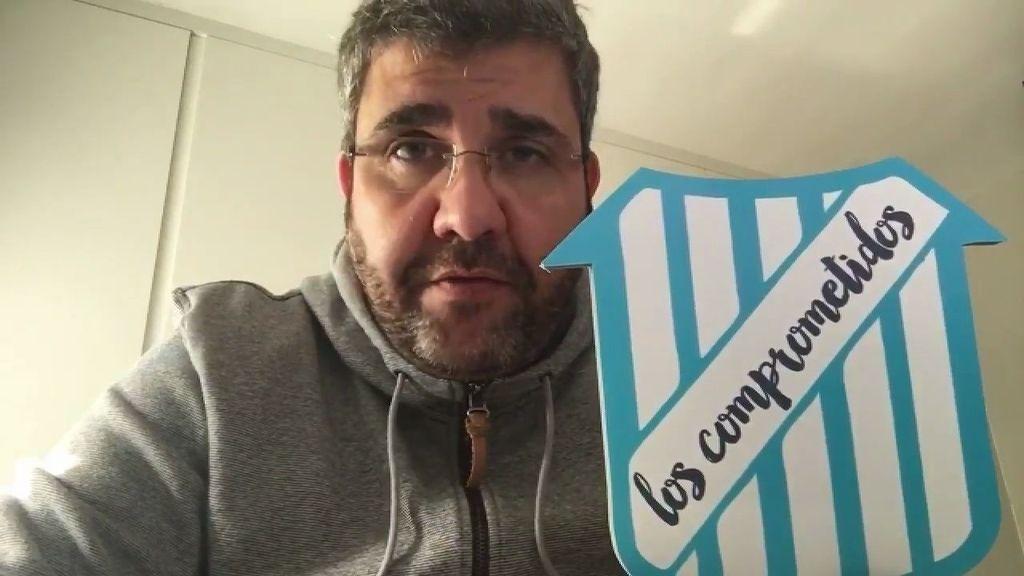 Florentino Fernández, nuevo fichaje de 'Los Comprometidos'.
