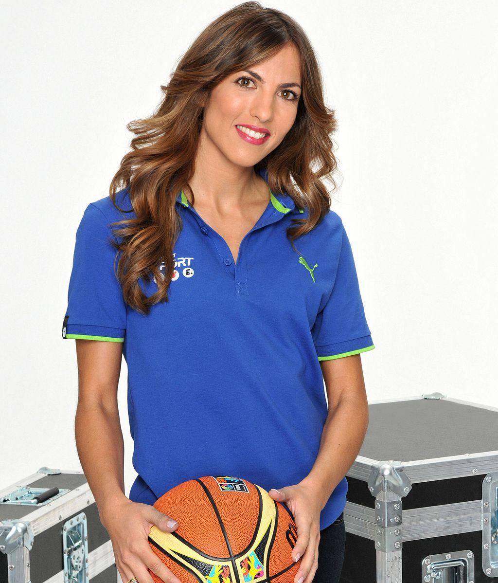 Victoria Albertos, FIBA 2014 Mediaset