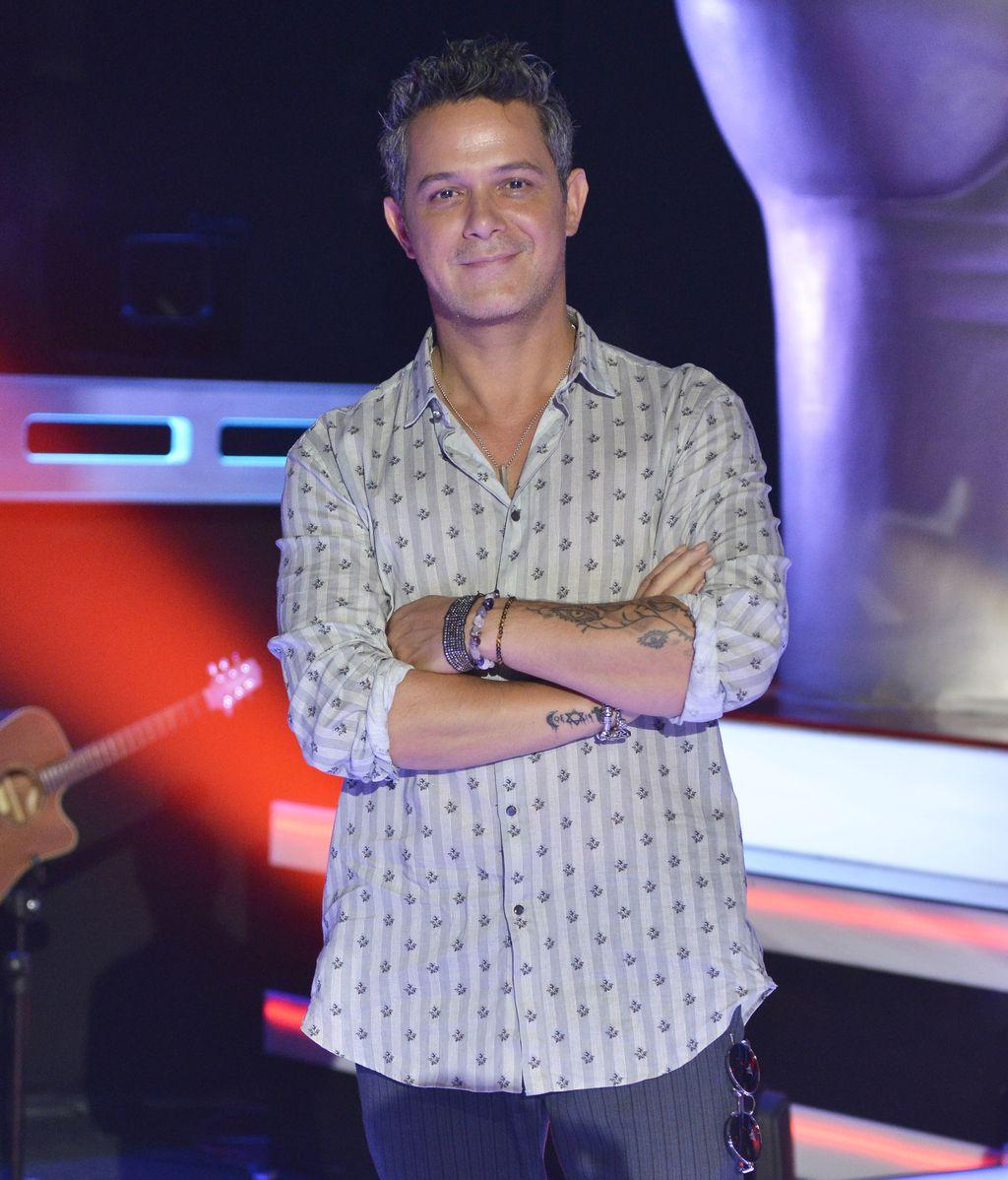 Alejandro Sanz La voz 4
